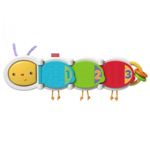 Развивающая игрушка Fisher-Price Гусеница с сюрпризом фото
