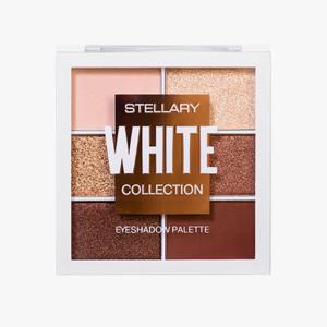 Тени для век STELLARY White Collection фото