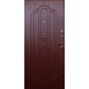 Входная дверь Антарес Антик бронза фрезерованная панель венге 14900 фото