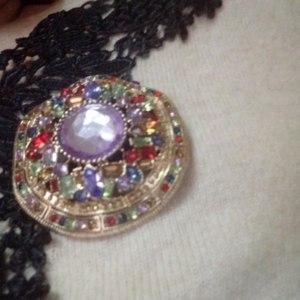 Брошь Aliexpress Comiya bijoux cachecol Brooch фото