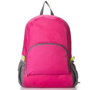 Рюкзак складной Aliexpress Women Backpack Men Unisex Travel Outdoor Backpack Leisure Bags Schoolbag Rucksack Foldable Bags HL6630 фото
