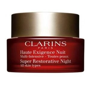Крем для лица Clarins Multi-intensive haute exigence jour super restorative night  фото