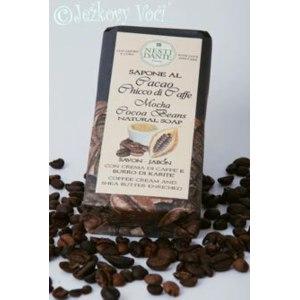 Мыло  Nesti Dante Шоколад с экстрактом кофе фото
