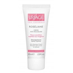 Крем для лица Uriage от купероза Roseliane фото