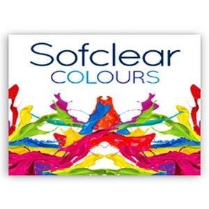 Контактные линзы цветные  Sofclear COLOURS фото