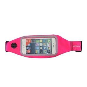 Поясная сумка для бега Romix Пояс для смартфона фото