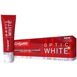 Зубная паста Colgate Optic White. фото