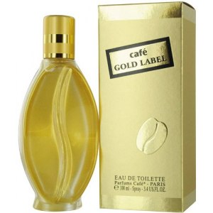 Cafe-Cafe Gold label фото