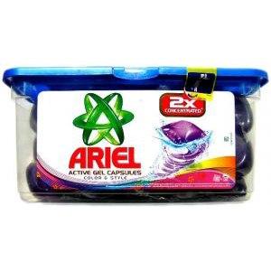 Средство для стирки Ariel Active Gel Capsules фото