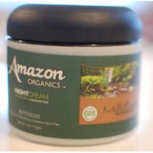 Крем для лица ночной Amazon Organics Revitalize Night Cream фото
