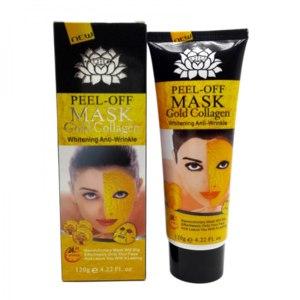 Маска-пленка для кожи лица Y W F Peel-off mask Gold Collagen Whitening Anti-Wrinkle фото