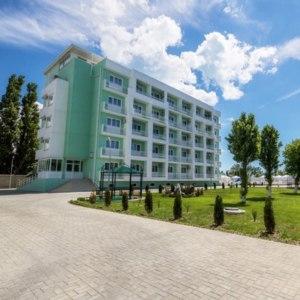 """Парк-отель """"Лазурный берег"""" 3*, Россия, Анапа фото"""