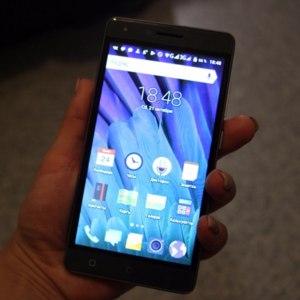 Мобильный телефон Vertex Impress Open фото