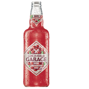 Пиво Carlsberg Seth&Riley's GARAGE Hard Lingonberry Drink фото