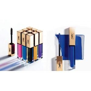 Объемная тушь для ресниц Yves Saint Laurent Mascara Vinyl Couture фото