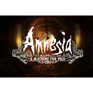 Amnesia: A Machine for Pigs фото