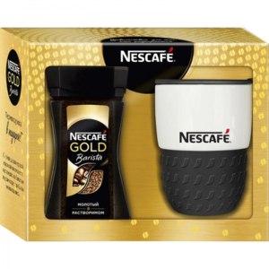 Кофе Nescafe Подарочный набор Nescafe Barista фото