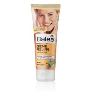 Пилинг для лица Balea Интенсивный отшелушивающий эффект с алоэ вера и вулканическим камнем фото