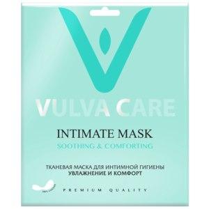 Тканевая маска для интимной гигиены Красная линия Увлажнение и комфорт фото