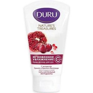 Крем для рук DURU Мгновенное увлажнение с экстрактом граната и красного винограда фото