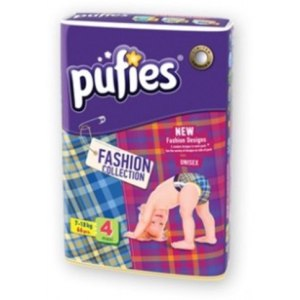 Подгузники  Pufies  Fashion Collection фото