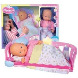 "Набор ""Кукла Nenuco с кроваткой"", Famosa фото"