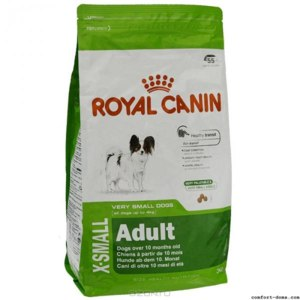 Royal Canin Корм для миниатюрных пород собак от 10 месяцев фото