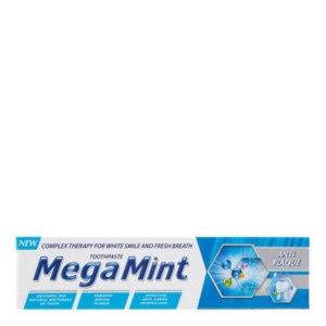 Зубная паста Mega Mint ANTI PLAQUE фото