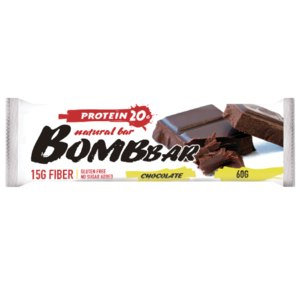 Протеиновый батончик Bombbar Шоколад фото