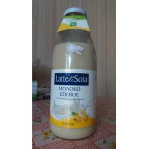 Молоко See-Eco Foods Соевое Банановое Latte di Soia фото