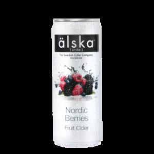 Напиток алкогольный Alska Nordic berries cider фото
