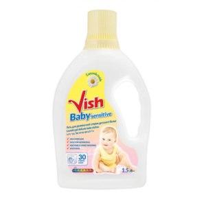 Гель для стирки детского белья Vish Baby Sensitive  фото