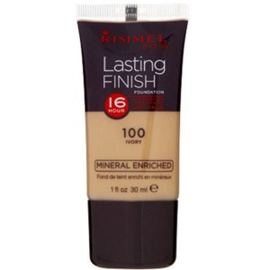 Тональный крем Rimmel Lasting Finish Foundation фото