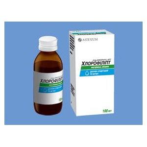 Хлорофиллипт от стафилококка в кишечнике отзывы