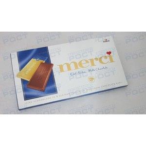 Шоколад  Storck  Merci Milk Chocolate (Молочный шоколад) фото