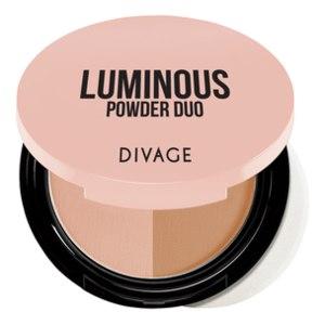 Пудра DIVAGE LUMINOUS Powder Duo фото