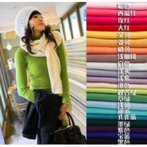 Свитер AliExpress  Hot sales long-sleeved turtleneck sweater women primer shirt sweater causal warm pullovers фото