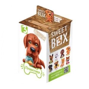 """Мармелад с игрушкой Sweet Box """"Пушистики щенята- 3""""  фото"""