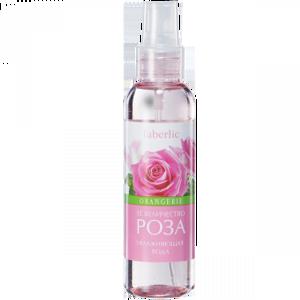 Увлажняющая вода Faberlic Её Величество Роза фото