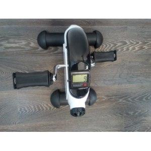 Мини велотренажер Belberg BE-03  С дисплеем для тренировки рук и ног фото