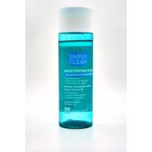 Мицеллярная вода Царство ароматов «Simply Clean» для нормальной и сухой кожи фото