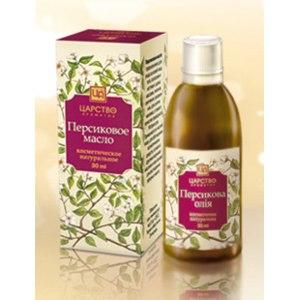 Масло косметическое Царство ароматов Персиковое фото