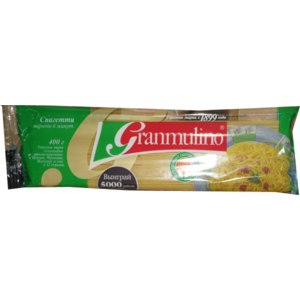 Макаронные изделия GRANMULINO Спагетти 4 фото