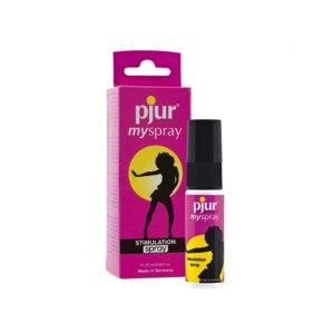 Возбуждающий спрей Pjur Myspray для женщин фото