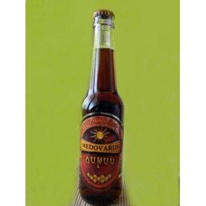 Пиво Medovarus Хмельной мед дикий фото
