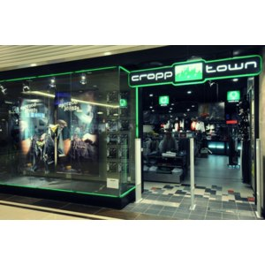 Сеть магазинов молодежной одежды Cropp Town фото