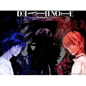 Тетрадь смерти / Death Note (аниме) фото
