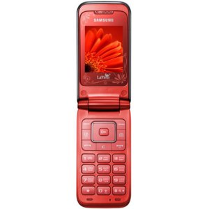 Samsung GT-E2530 La'Fleur Red фото