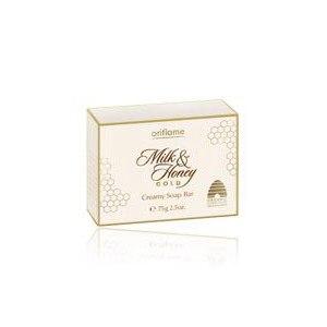 Крем-мыло  Oriflame «Молоко и мед – Золотая серия»   фото