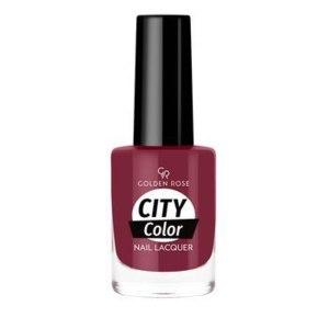 Лак для ногтей Golden Rose City Color фото